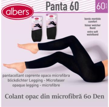 Colanti microfibra 60 DEN tuttonudo - alber's PANTA 60