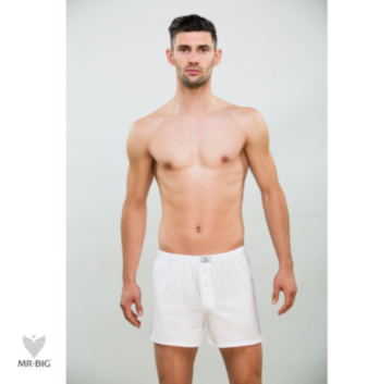 Boxeri din bumbac 100% pentru barbati; eleganti