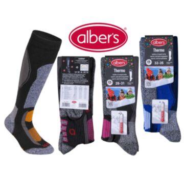 Ciorapi termici ski - trekking pentru copii. Foarte caldurosi