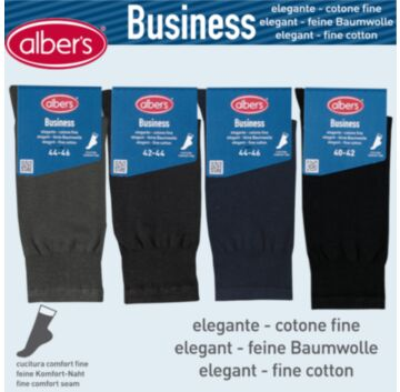 Ciorapi eleganti din bumbac pentru tinute BUSINESS. Ciorapi din bumbac moale si fin