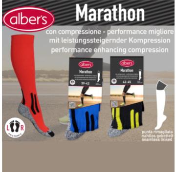 Ciorapi alergare pentru barbati - alber's Marathon (Art. 574)