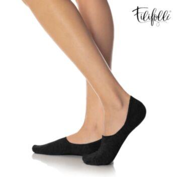 Talpici din Coolmax® pentru femei. Invizibili din pantofi si incaltaminte casual de vara. Filifolli